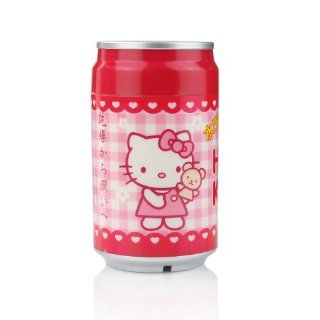Backhomeday Stylish Portable Hello Kitty USB Home Car Room Air Humidifier Moist Filter Cola Can Mini Usb Humidifier Air Humidifier   Single Room Humidifiers