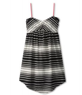 Roxy Kids Prancing Play Dress Girls Dress (Gray)
