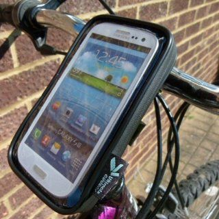 Easy Fit IPX4 Waterproof Cycle Bike Handlebar Mount for Samsung Galaxy S3 SCH i535 Verizon Cell Phones & Accessories