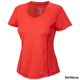 Mountain Hardwear Womens Wicked Lite Short Sleeve Tee 706896