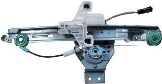 Dorman 748 539 Dodge Caliber Rear Passenger Side Power Window Regulator with Motor Automotive