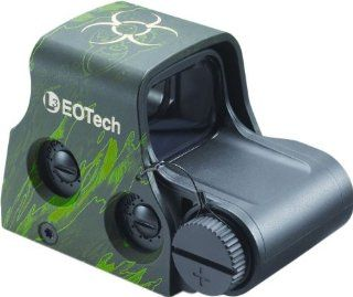 EOTech Z2 Zombie Stopper Red Dot Holographic Sight, Z Pattern Biohazard Reticle, Z EOTXPS2Z2  Sports  Sports & Outdoors