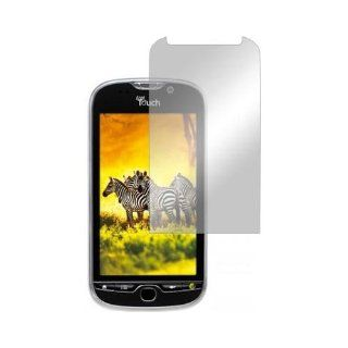 Mirror LCD Screen Protector Cover Kit For HTC Mytouch 4G Slide Cell Phones & Accessories