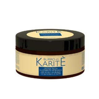 Phytorelax Burro di Karite Rich Body Cream With Pure Shea Butter 10.08 Oz. From Italy Health & Personal Care