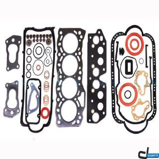 1.8L HONDA ACCORD, PRELUDE EK1 SOHC 12V FULL GASKET SET Automotive