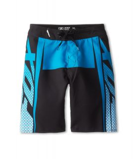 Fox Kids Trench Boardshort Boys Swimwear (Blue)