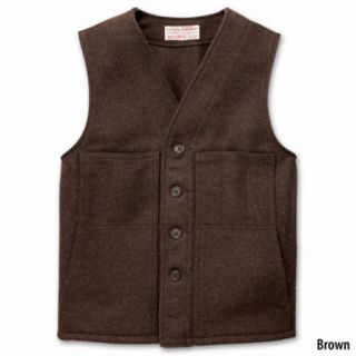 Filson Mens Mackinaw Wool Vest 449841