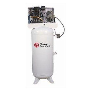 Chicago Pneumatic (CPCRCP561VNS) 5 HP Two Stage Reciprocating Electric Air Compressor