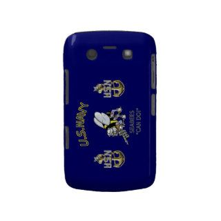 Seabee Senior Chief Blackberry Bold Cases