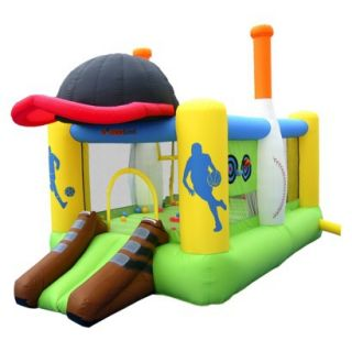 Bounceland All Sports Center Bounce House   Gree