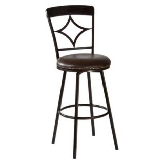 Hillsdale Furniture Constance Swivel Counter Stool