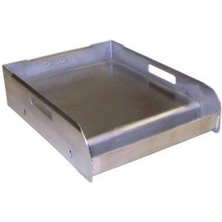 Little Griddle Stainless Steel Griddle for BBQ Grills Kitchen & Dining