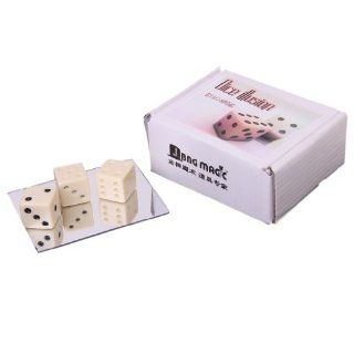 Mirror Dice Illusion Trick Game Magic Props Toys & Games