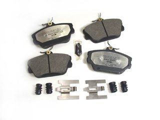 VGX MF598K Complete Brake Pad Kit With Hardware Automotive