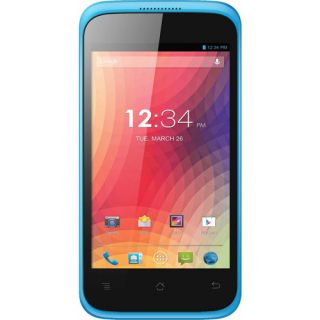 BLU Star 4.0 S410a GSM Android Cell Phone (Unlocked), Blue Unlocked Phones