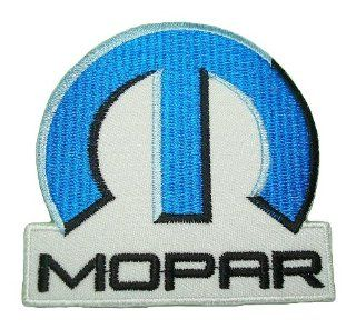 Mopar Performance Parts Accessories Chrysler Vintage Racing Logo shirt PM01 Patches