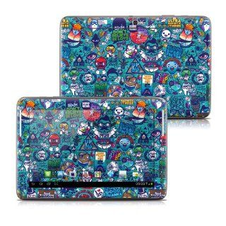Cosmic Ray Design Protective Decal Skin Sticker for Samsung Galaxy Note 10.1 GT N8013 Tablet Computers & Accessories
