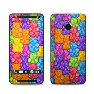 Gelly Bears Design Protective Decal Skin Sticker (High Gloss Coating) for HTC One Cell Phone Cell Phones & Accessories