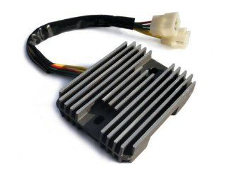 Shadow Voltage Regulator Rectifier Motorcycle Fit For DUCATI Monster 600 2001 and Monster 620 2005 2006 Automotive
