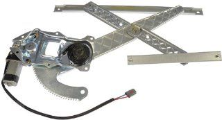 Dorman 741 621 Ford Front Passenger Side Window Regulator with Motor Automotive