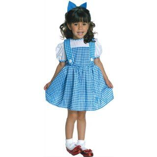 The Wizard of Oz Dorothy Childs Toddler Costume Size 3T 4T Toys & Games