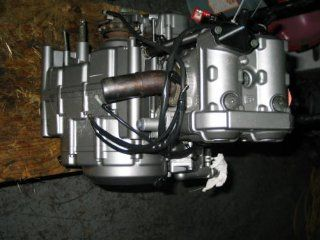05 suzuki sv 650 sv650 engine motor Automotive