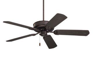 Emerson CF654ORB Sea Breeze Indoor/Outdoor Ceiling Fan, 52 Inch Blade Span, Oil Rubbed Bronze Finish and All Weather Oil Rubbed Bronze Blades