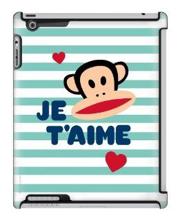Paul Frank Julius Loves Paris Deflector Hard Case for iPad 2/3/4, Multicolored (C0005 HJ) Computers & Accessories
