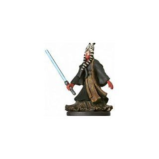 Star Wars Miniatures Shaak Ti # 19   Revenge of the Sith Toys & Games