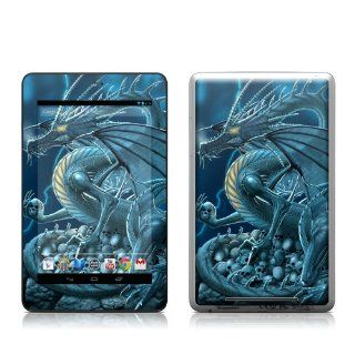 Abolisher Design Protective Decal Skin Sticker (High Gloss Coating) for Google Nexus 7 Tablet (no Rear camera   1st Gen 2012) Computers & Accessories