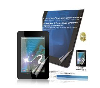 Green Onions Supply Crystal Anti Fingerprint Screen Protector for HP Slate 7 Tablet (RT SPHPS701AF) Computers & Accessories