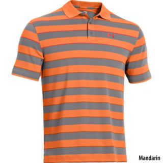 Under Armour Mens Strength Stripe Polo Shirt 697905