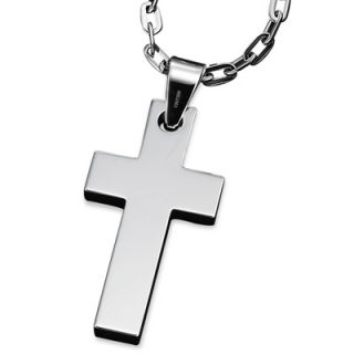 stainless steel cross pendant read 1 review $ 169 00  no