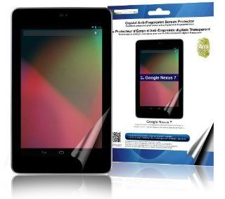 Green Onions Supply Crystal Anti Fingerprint Screen Protector for Google Nexus 7 (RT SPGN701AF) Computers & Accessories