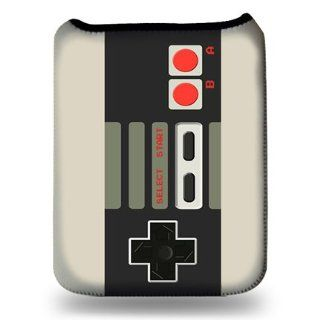 Retro NES Tablet Sleeve   Fits iPad 1, iPad 2, iPad 3, Galaxy Tab 10.1, and Generic Tablets   Tablet Sleeve Case Cell Phones & Accessories