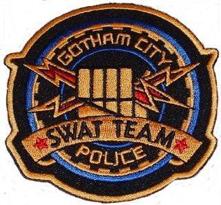 BATMAN Gotham City Police Swat Team Uniform PATCH