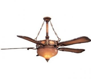 Minka Aire F724 AG Ceiling Fan Romantic Breeze