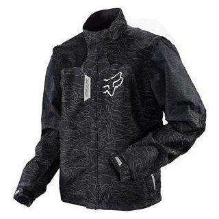 Fox Racing Access Jacket   Small/Black Camo Automotive
