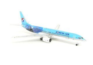 Phoenix Diecast 1 400 PH571 Korean Air 737 900 1 400 Starcraft REG HL Toys & Games