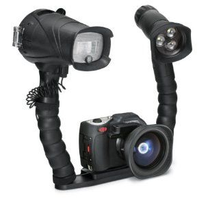 SeaLife DC1400 Maxx Duo Video Digital Underwater Camera with Flash & Photo/Video Light Includes Fisheye Lens, Battery/Charger Kit, Flash Diffuser, Moisture Munchers & 16GB Card  Underwater Digital Cameras  Camera & Photo