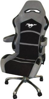 Ford Mustang Racing Office Chair Automotive
