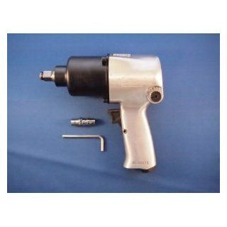 "1/2"" Twin Hammer Heavy Duty Air Impact Wrench, 750lb ft   Power Impact Wrenches"