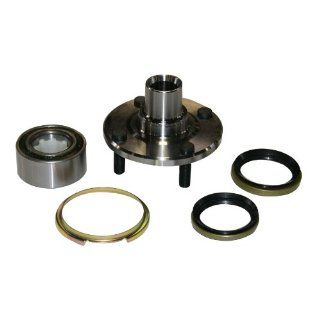 GMB 770 0013 Wheel Bearing Hub Assembly Automotive