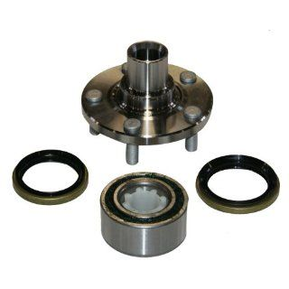 GMB 770 0058 Wheel Bearing Hub Assembly Automotive
