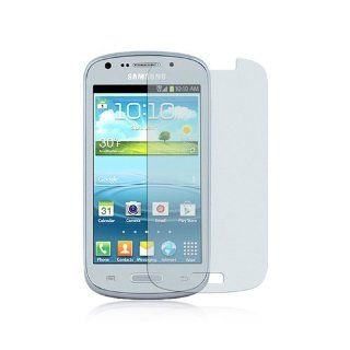 Anti Glare Screen Protector for Samsung Galaxy Axiom SCH R830 Cell Phones & Accessories