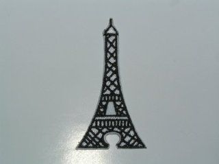 France French eiffel tower tour iron on patch