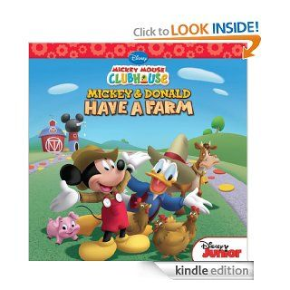 Mickey Mouse Clubhouse Mickey and Donald Have a Farm eBook William Scollon Kindle Store