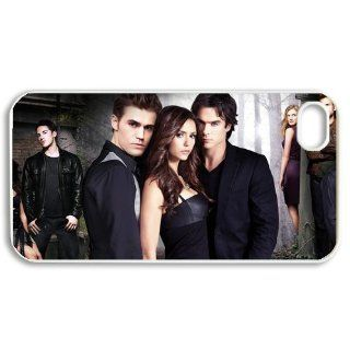 DIY Style Cover Cases The Vampire Diaries for iPhone 4,4S Top Films Collection DIY Style 844 Cell Phones & Accessories