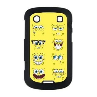 Patrick Star and Spongebob Squarepants BlackBerry Bold Touch 9900 Case Hard Slim Fit BlackBerry Bold Touch 9900 Case Cell Phones & Accessories
