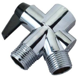 Plumb Shop Div Brasscraft #861 237 MP Chrome Shower Diverter   Faucet Aerators And Adapters